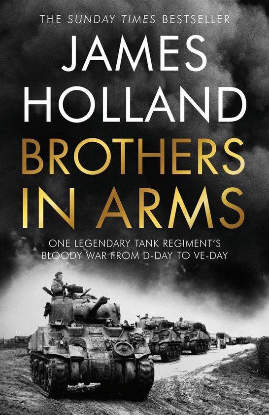 Boek cover Brothers in Arms van James Holland (Paperback)