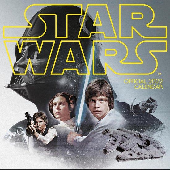 Star Wars - Classic 2022 - Wandkalender