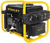 STANLEY INVERTER GENERATOR SIG 2000-1 | 10 L BENZINEGENERATOR, ELEKTRICITEITSGENERATOR | Aggregaat