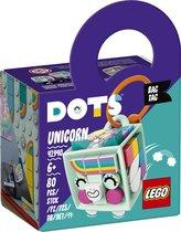LEGO DOTS Tassenhanger Eenhoorn - 41940