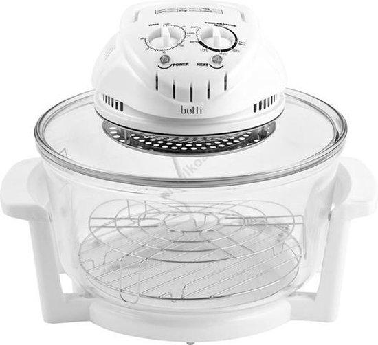 Botti - Clark - Heteluchtoven - Combi steamer - Hallogeen oven - 12L -...