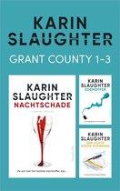 Boek cover Grant County 1-3 van Karin Slaughter (Onbekend)