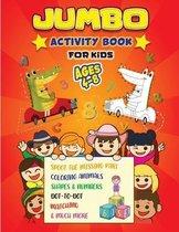 Jumbo - Activity Book for Kids