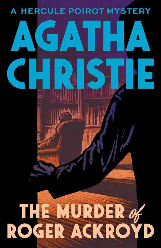 Boek cover The Murder of Roger Ackroyd van Agatha Christie (Paperback)