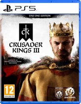 Crusader Kings III - Day One Edition - PS5