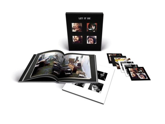 Let It Be (5CD + Blu-ray)
