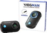 Wegman Bluetooth Receiver en Transmitter - 2 in 1 Bluetooth Ontvanger en Zender - Bluetooth Audio Receiver - 3.5MM AUX - Auto Accessoires