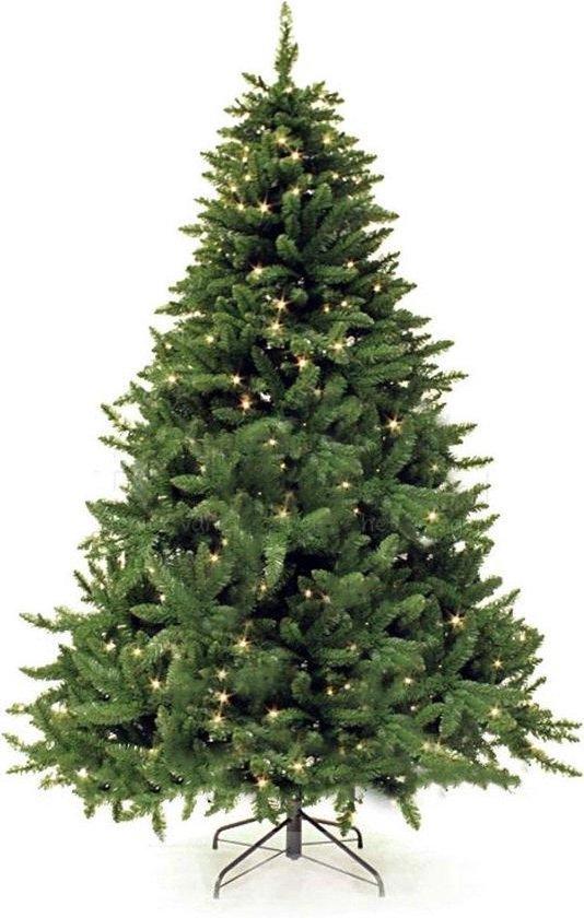 -|- Bestellen vanaf 13 November -|- Royal Christmas® Kunstkerstboom Washington 180 cm met LED-verlichting