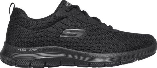 Skechers Flex Advantage 4.0-Providence Heren Sneakers - Black - Maat 45