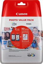 Canon PG-545XL/CL-546XL - Inktcartridge - MultiPack - CMYK - 8286B006