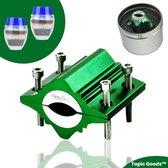 Waterontharder - waterfilter - ontkalker - Magnetische waterontharder 7500 Gauss– Waterverzachter – Antikalk magneet – waterontharders – kraanfilter
