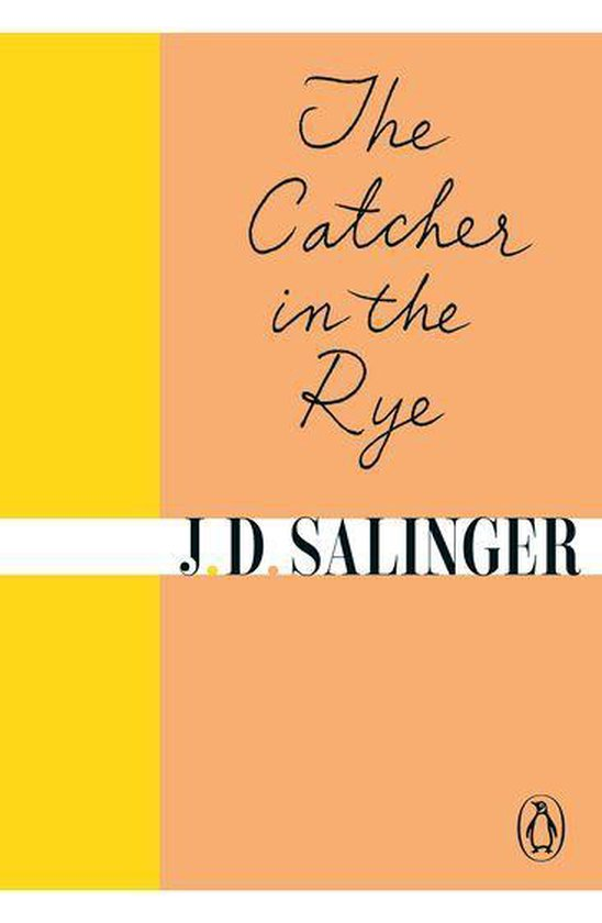 Boek cover The Catcher in the Rye van j. d. salinger (Onbekend)