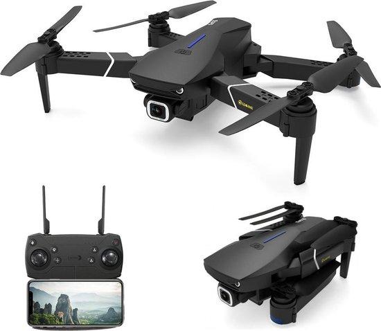 Eachine E520S GPS 5G WIFI FPV met 4K HD camera – Fly more combo