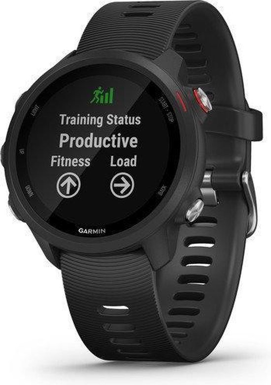 Garmin Forerunner® 245 Music - Smartwatch - 42 mm - Zwart