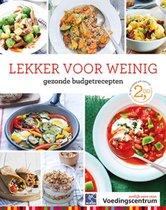 Boek cover Lekker voor weinig van  (Hardcover)