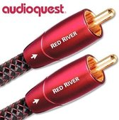 AudioQuest Red River RCA  0.75 meter Stereo interlink