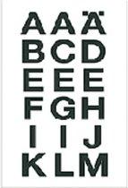 Herma 4135 Etiket letters A-Z 20mm Transp. watervast