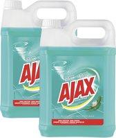 Ajax Allesreiniger Eucalyptus - 2 x 5L - Voordeelverpakking