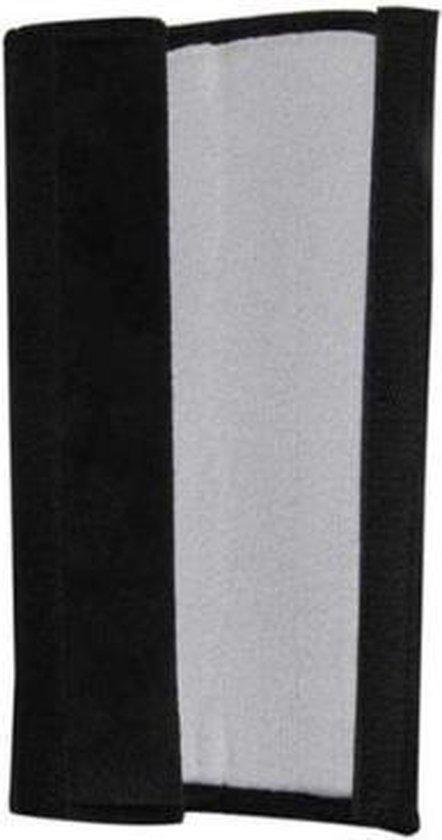 Afbeelding van Gordelbeschermer - Universele Gordelhoes - 2 stuks - Zwart