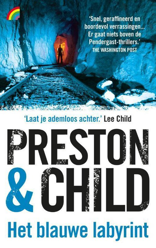 Het blauwe labyrint - Preston & Child |