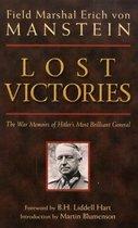 Boek cover Lost Victories van Erich Manstein