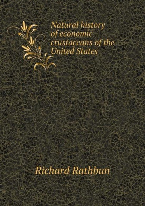 Natural History of Economic Crustaceans of the United States