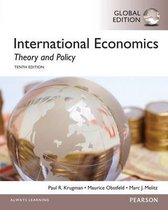 Afbeelding van International Economics: Theory and Policy with MyEconLab, Global Edition