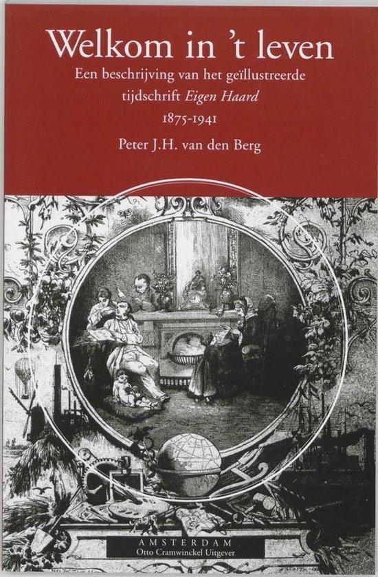 Cover van het boek 'Welkom in 't leven / druk 1'