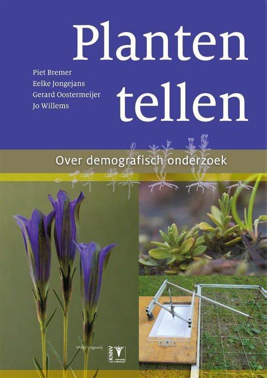 Planten tellen - Piet Bremer  
