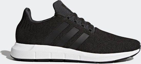 adidas Swift Run Sneakers Unisex - Black/Grey