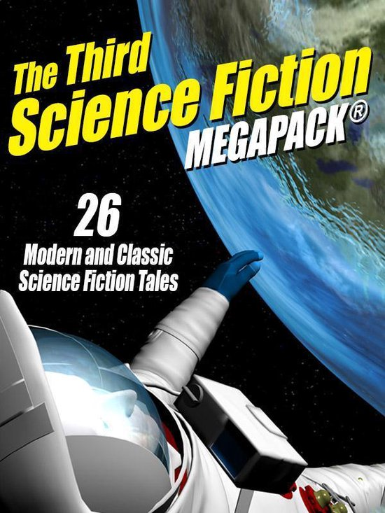 Boek cover The Third Science Fiction MEGAPACK® van Fritz Leiber (Onbekend)