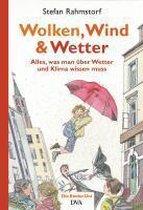 Boek cover Wolken, Wind und Wetter van Stefan Rahmstorf