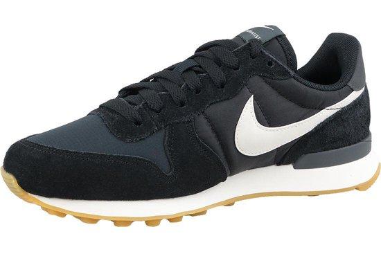 | Nike Dames Sneakers Internationalist Wmns Zwart