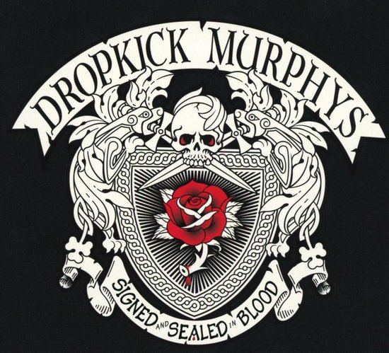 Bol Com Signed And Sealed In Blood Dropkick Murphys Cd Album Muziek