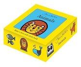 Jane Foster's Animals cloth book