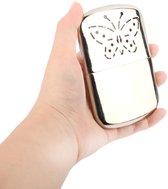 RVS Handenwarmer / Pocket Warmer Herbruikbaar - Herbruikbare Geal Heat Pad Handenwarmer - Hot Pack Handen Warmer Herbruikbaar - Warme Handen
