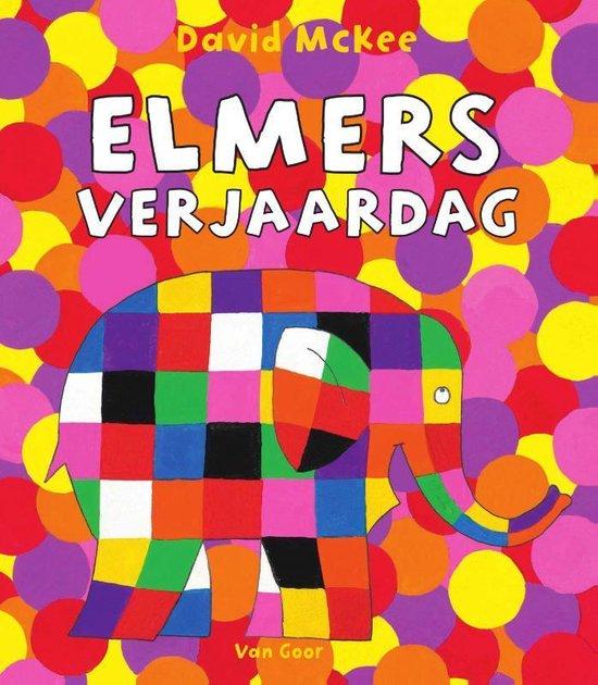 Elmer - Elmers verjaardag - David Mckee  