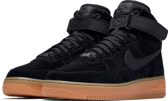 Nike Air Force 1 High '07 LV8 Sneakers - Maat 44 - Mannen - zwart