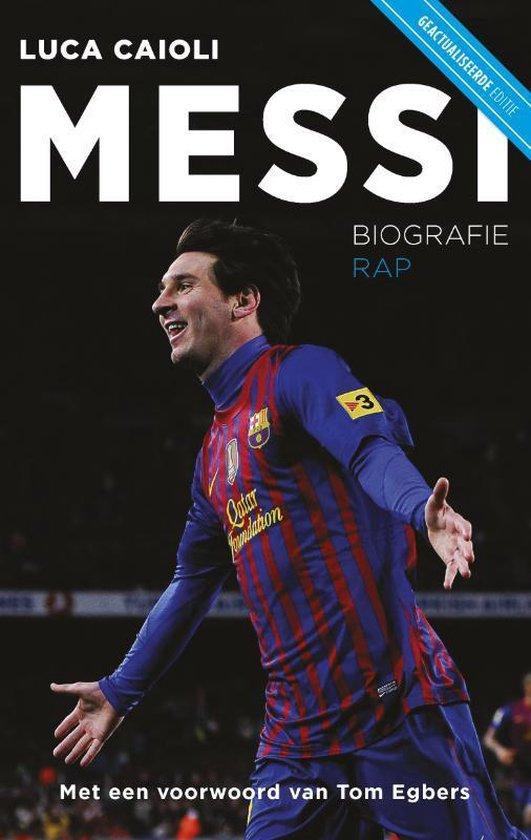 Messi - Luca Cailoli  