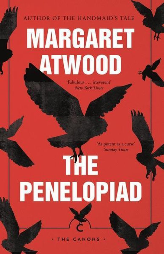 Boek cover The Penelopiad van Margaret Atwood (Paperback)