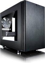 Fractal Design Define Nano S - Window Mini Tower Zwart