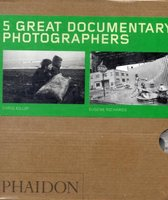 Five Great Documentary Photographers