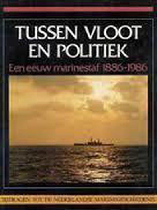 Tussen vloot en politiek - L. Brouwer  
