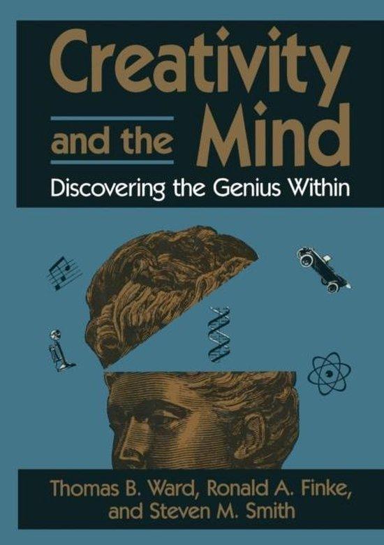 Boek cover Creativity and the Mind van Thomas B. Ward (Paperback)