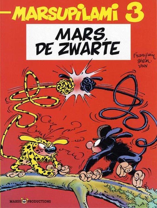 Marsupilami: 003 Mars, de zwarte - BATEM |