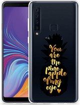 Galaxy A9 2018 Hoesje Big Pineapple