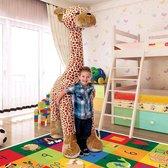 Iplush - Opblaasbare Giraffe - My Giraffe Pal - 180 cm - Plushe