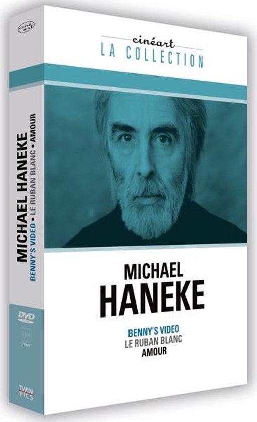 Cover van de film 'Michael Haneke Collection'
