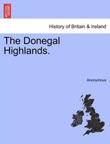The Donegal Highlands.