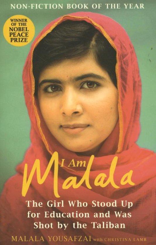Boek cover I Am Malala van Malala Yousafzai (Onbekend)